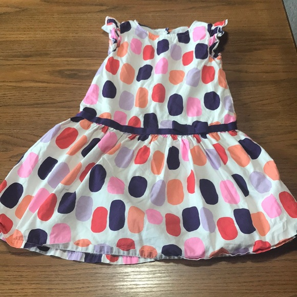 Gymboree Other - Gymboree Ruffled Sleeved Dress
